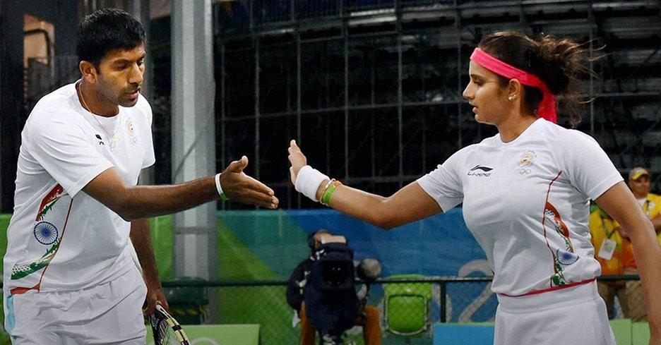 Sania Mirza,Rohan Bopanna,Sania Mirza and Rohan Bopanna,Sania Mirza-Rohan Bopanna,Andy Murray,Rio Olympics,Rio Olympics 2016,mixed doubles semi-finals