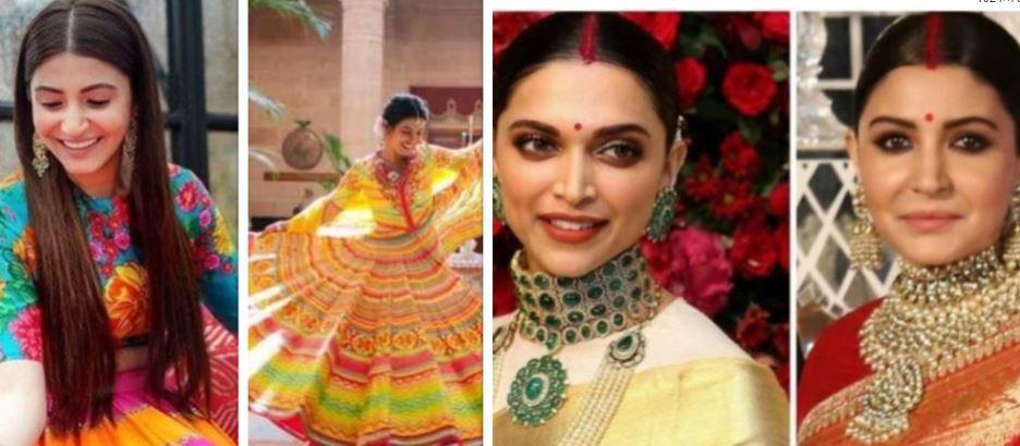 Anushka Sharma - Priyanka Chopra - Deepika Padukone