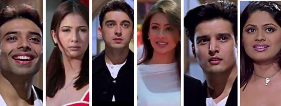 Mohabbatein cast