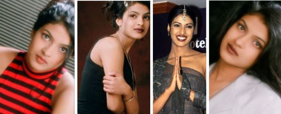 Priyanka teenage