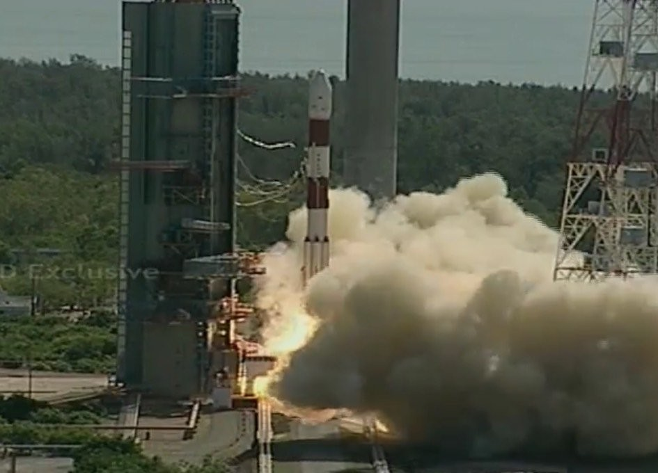 ISRO,ISRO launches record 20 satellites,ISRO launches record 20 satellites from Sriharikota,Sriharikota,Terra Bella's SkySat Gen2-1,Polar Satellite Launch