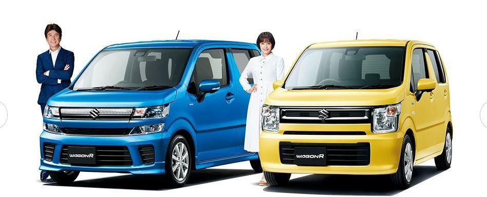 Suzuki WagonR