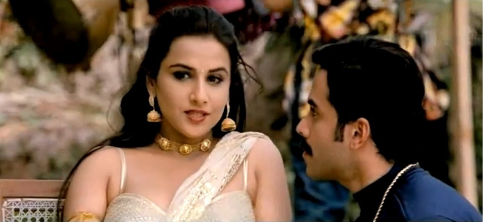 Vidya Balan in her upcoming Movie 'The Dirty Picturre.'