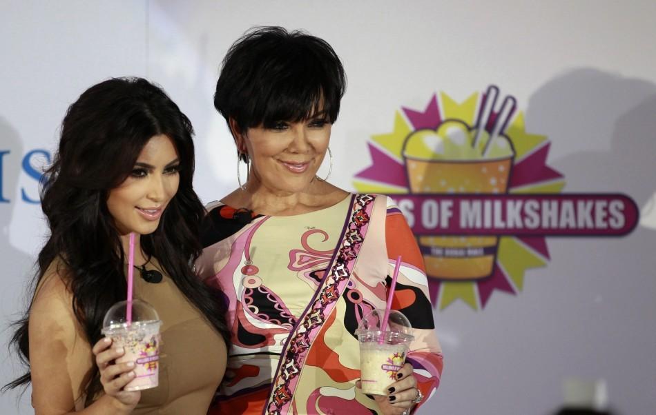 Kim Kardashian Unveiled