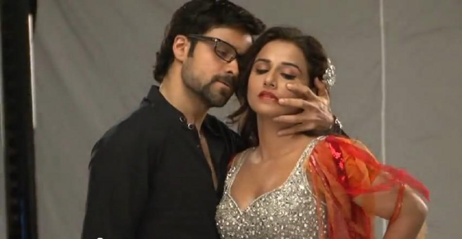Vidya Balan and Emrran Hashmi