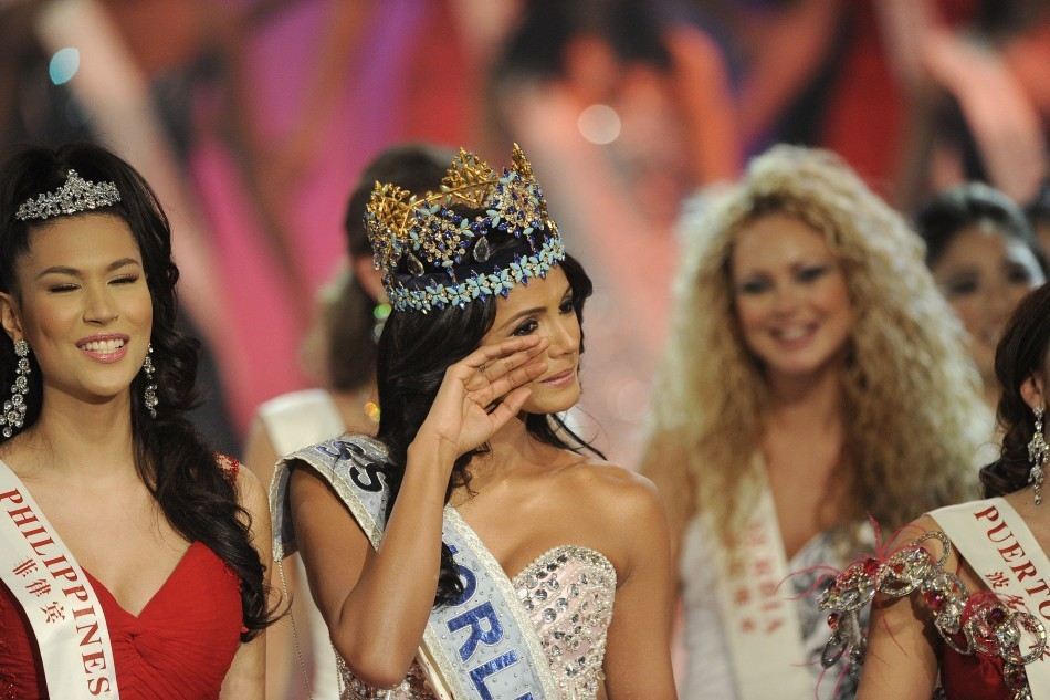 Miss Venezuela Ivian Sarcos: Miss World 2011