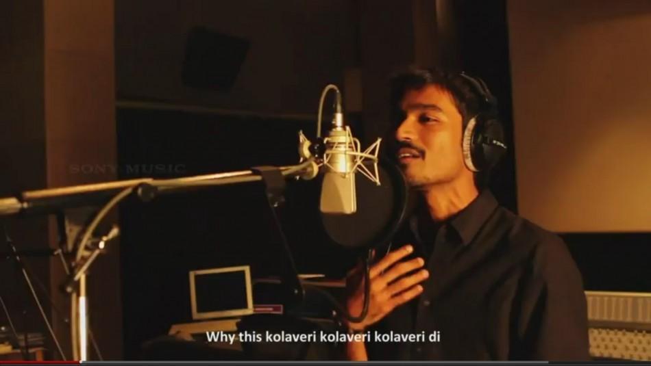 "Dhanush's ""3"" Will be Dub in Hindi"