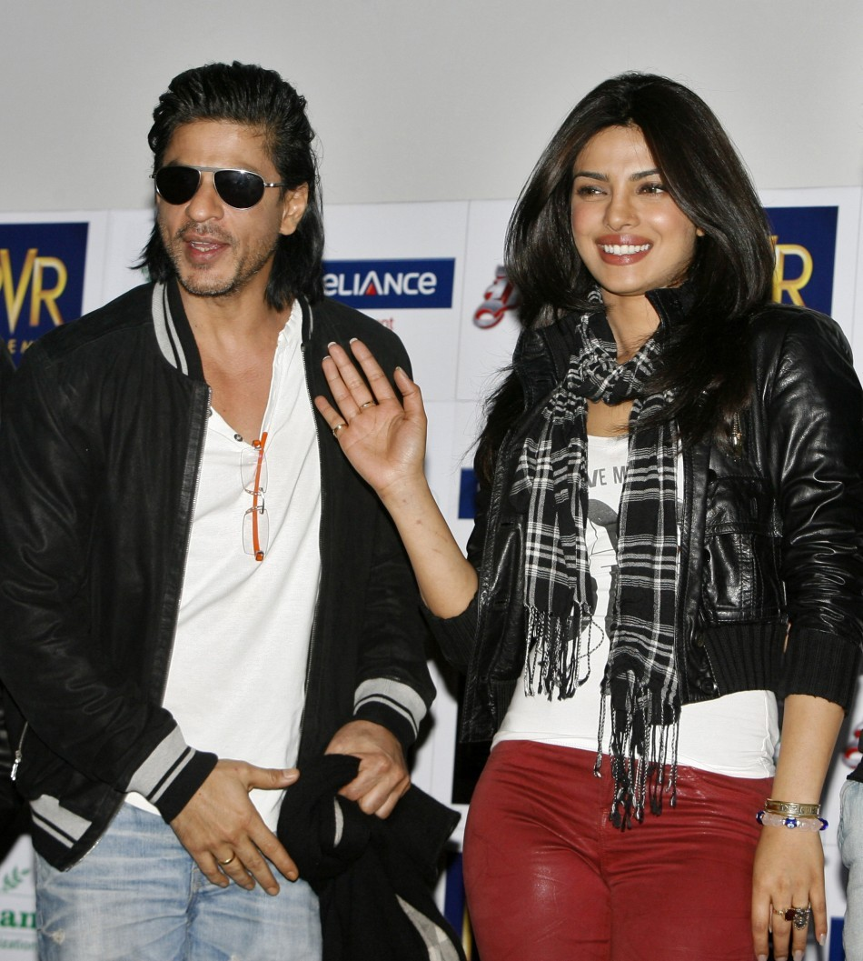 From Sex Racket Issue To Affair With Srk -7135