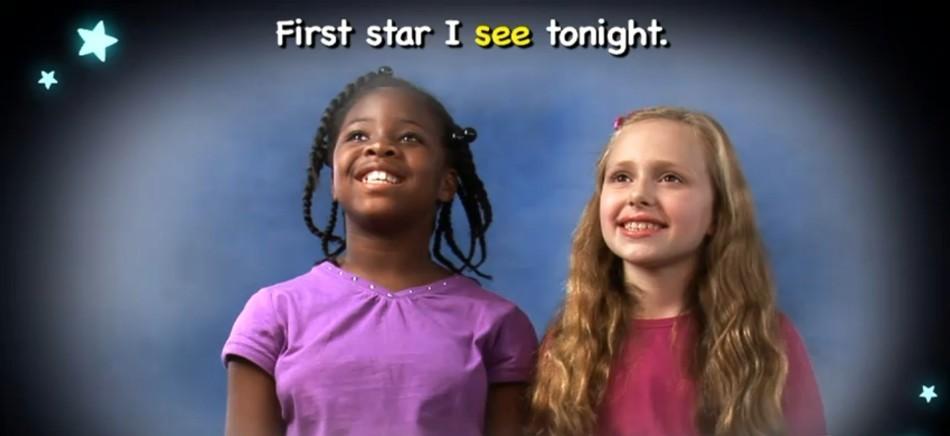 Star Light Star Bright - Mother Goose Club Nursery Rhymes