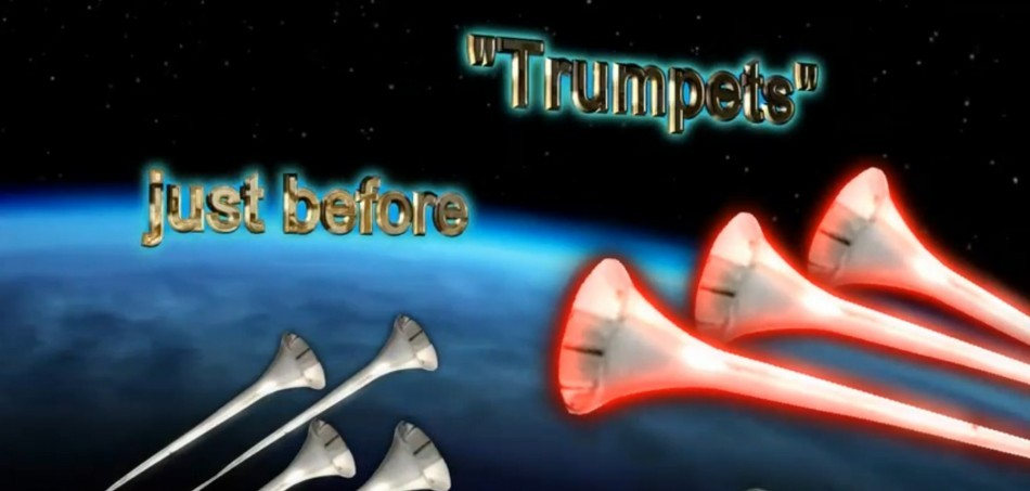 The 7 Trumpets of Revelation | The Day Trumpet 1 Hits Earth