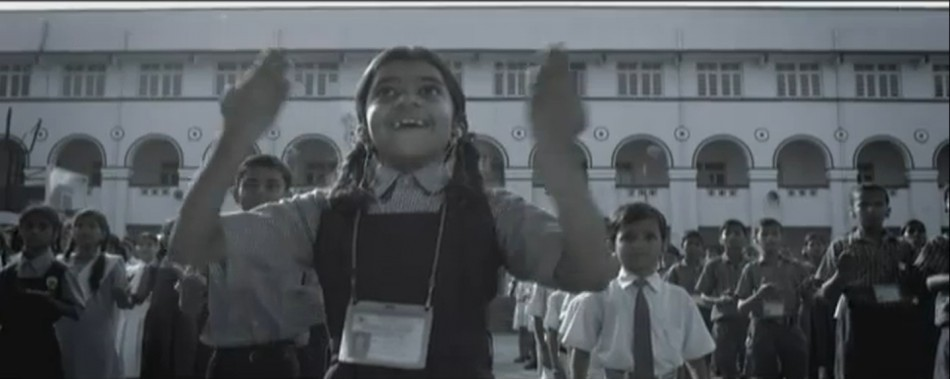 The Silent Indian National Anthem