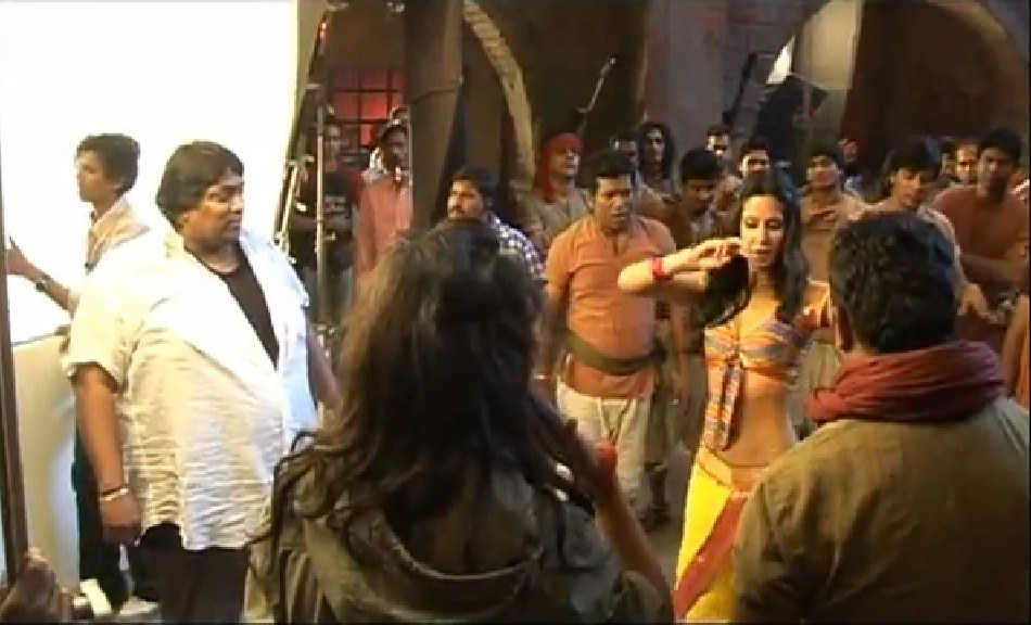 Making of Chikni Chameli