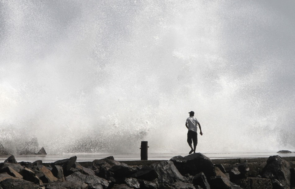 Cyclone Thane