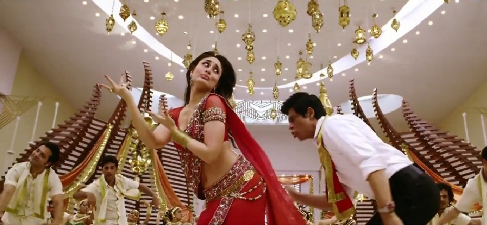 "Kareena Kapoor in ""Ra. One""(2011)"