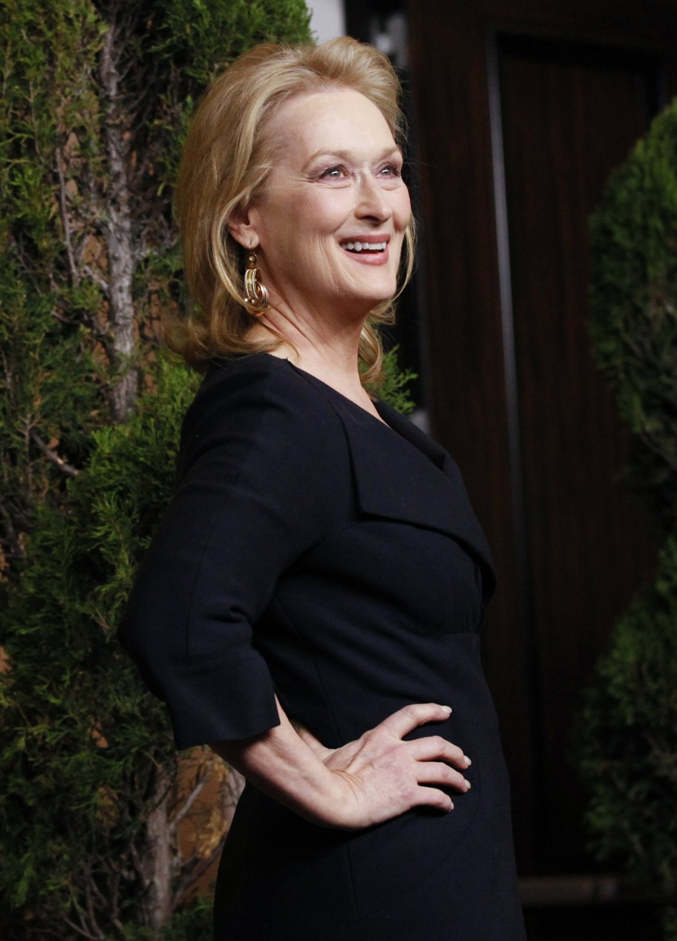 Meryl Streep at the Oscars Luncheon