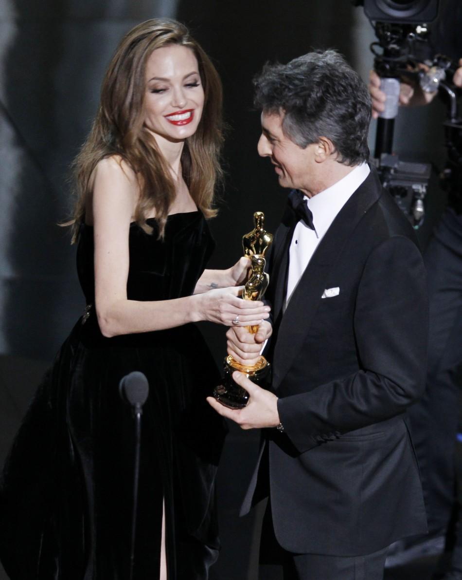 Angelina Jolie, Alexander Payne