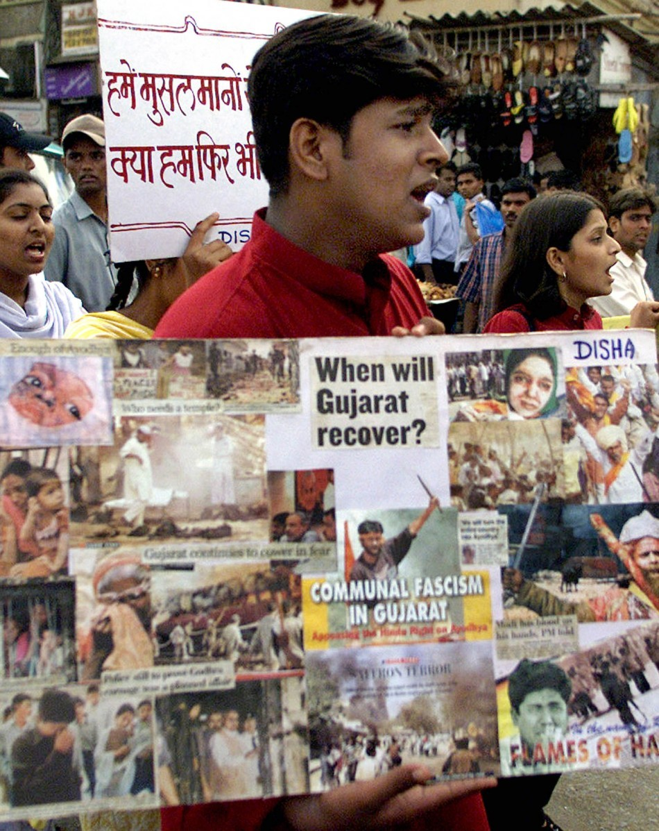 Court Convicts Gujarat Riot Accuses