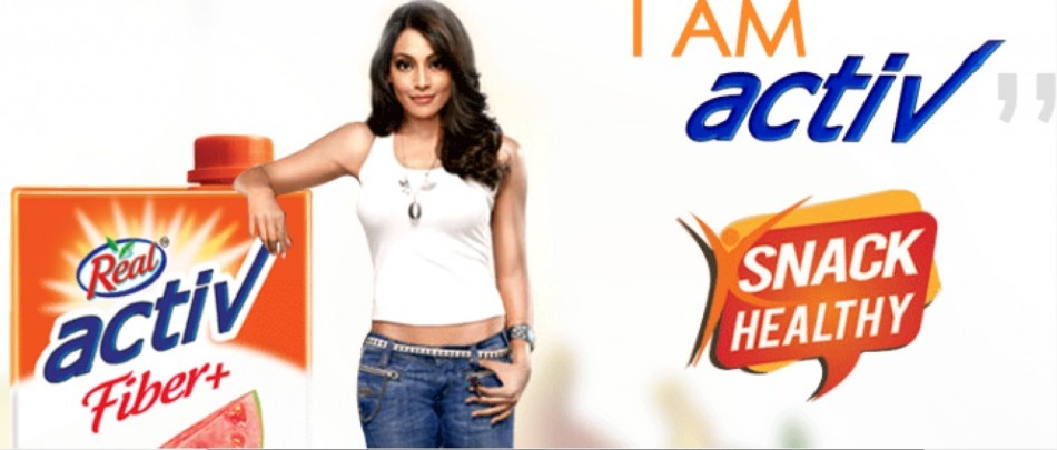 Bipasha Basu in Activ Commercial