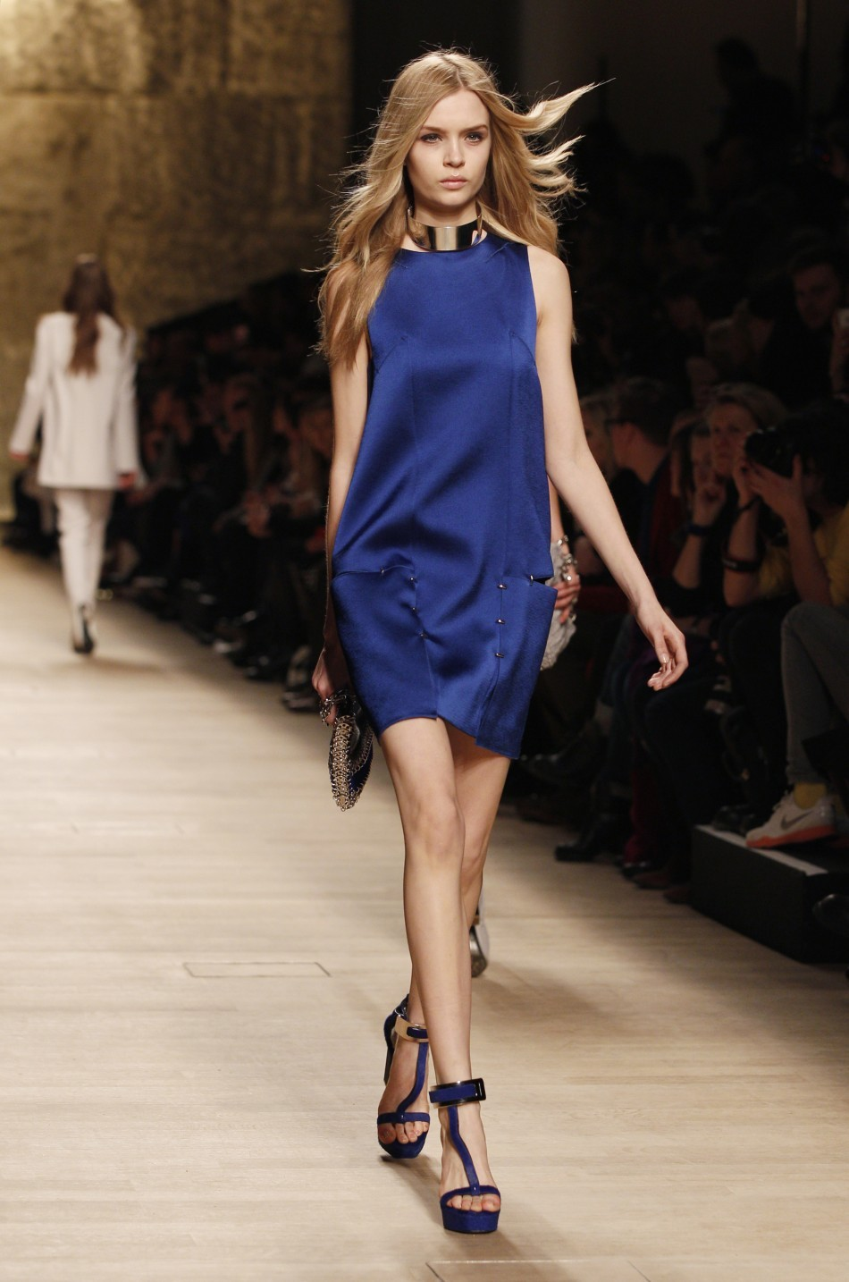 Paris Fashion Week: Manish Aroras' Creation (PHOTOS)