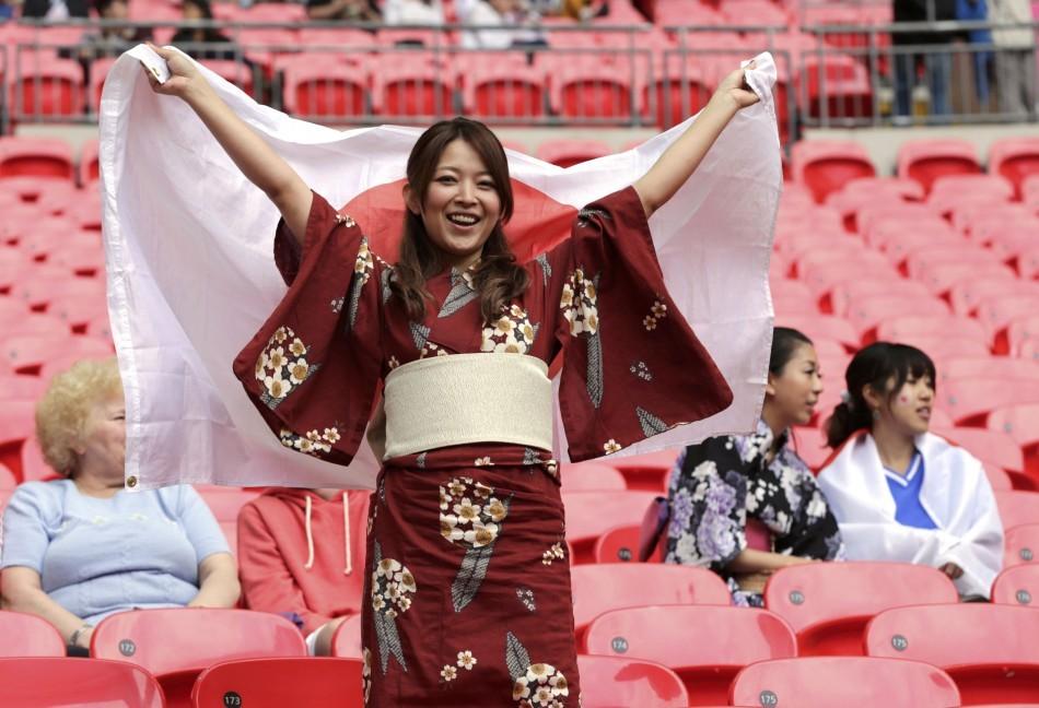 Japan fan
