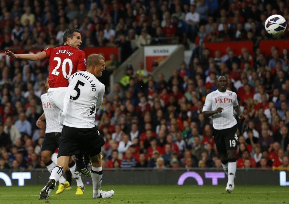 Manchester United, Robin van Persie