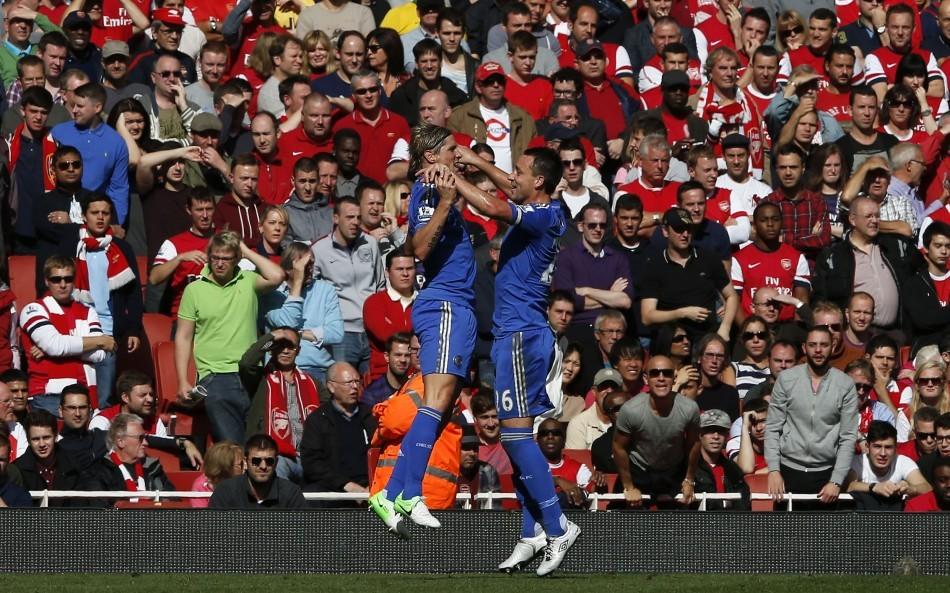 Chelsea, Fernando Torres