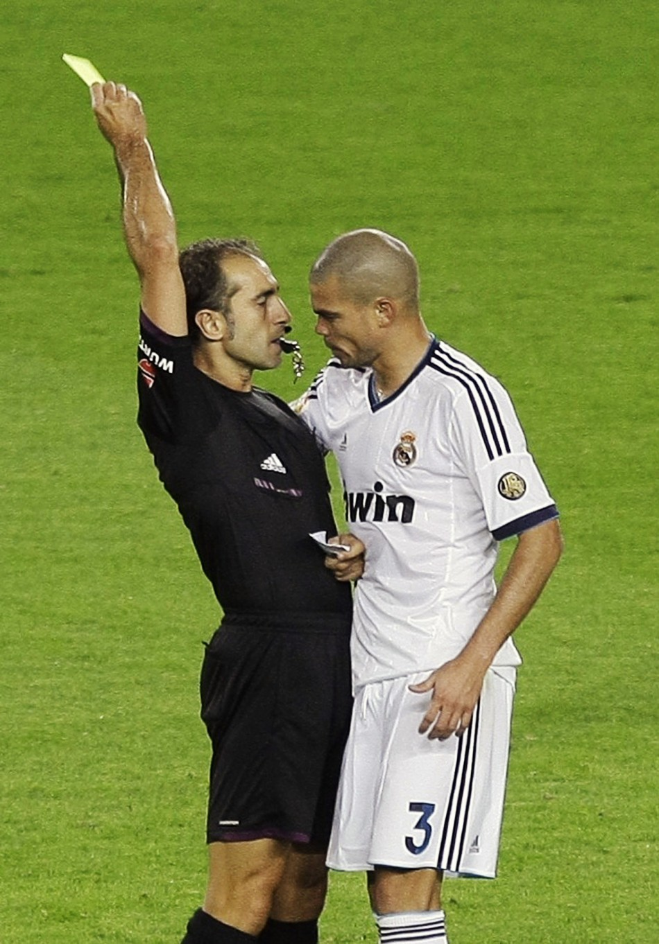 Real Madrid, Pepe