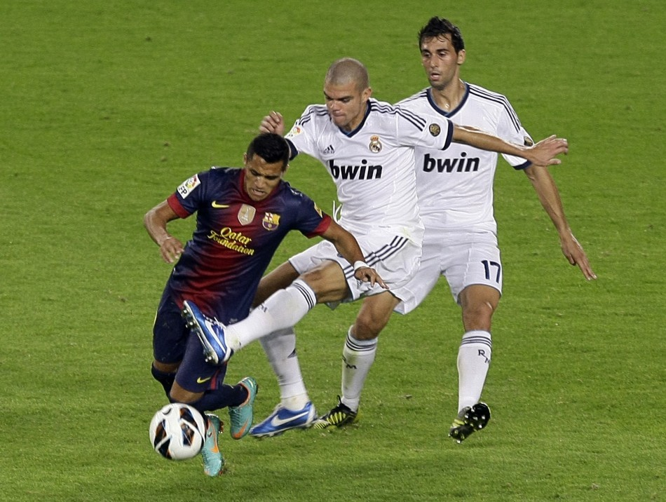 Real Madrid, Barcelona