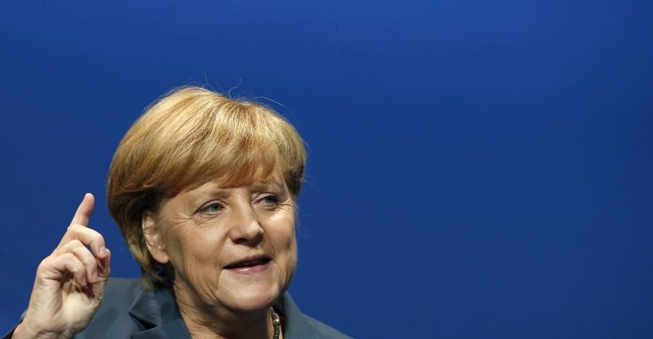 Angela Merkel, German Chancellor