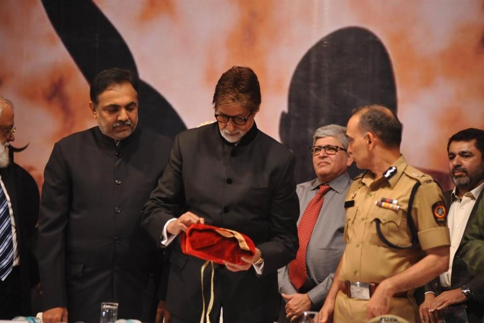 Amitabh Bachchan, Jayant Patil,Satyapal Singh