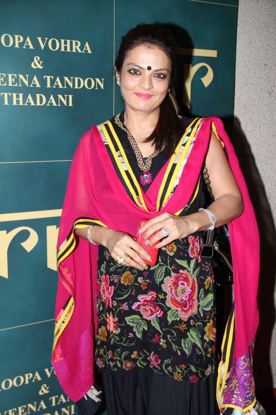 Raveena's jewellery Launch