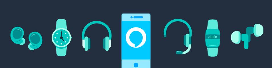 Amazon Alexa Mobile Accessory Kit