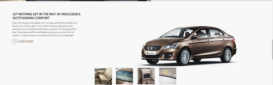 Maruti Suzuki Ciaz Full Specifications Revealed; Price, Launch Date, Booking Details