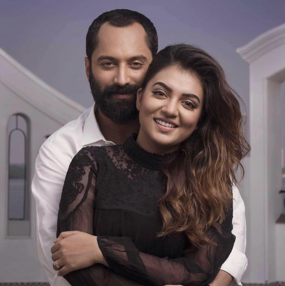 Fahadh Faasil,fahadh faasil nazriya nazim,nazriya nazim,nazriya nazim photoshoot,fahadh nazriya photoshoot,celebrity couple,nazriya nazim upcoming films,fahadh faasil movies