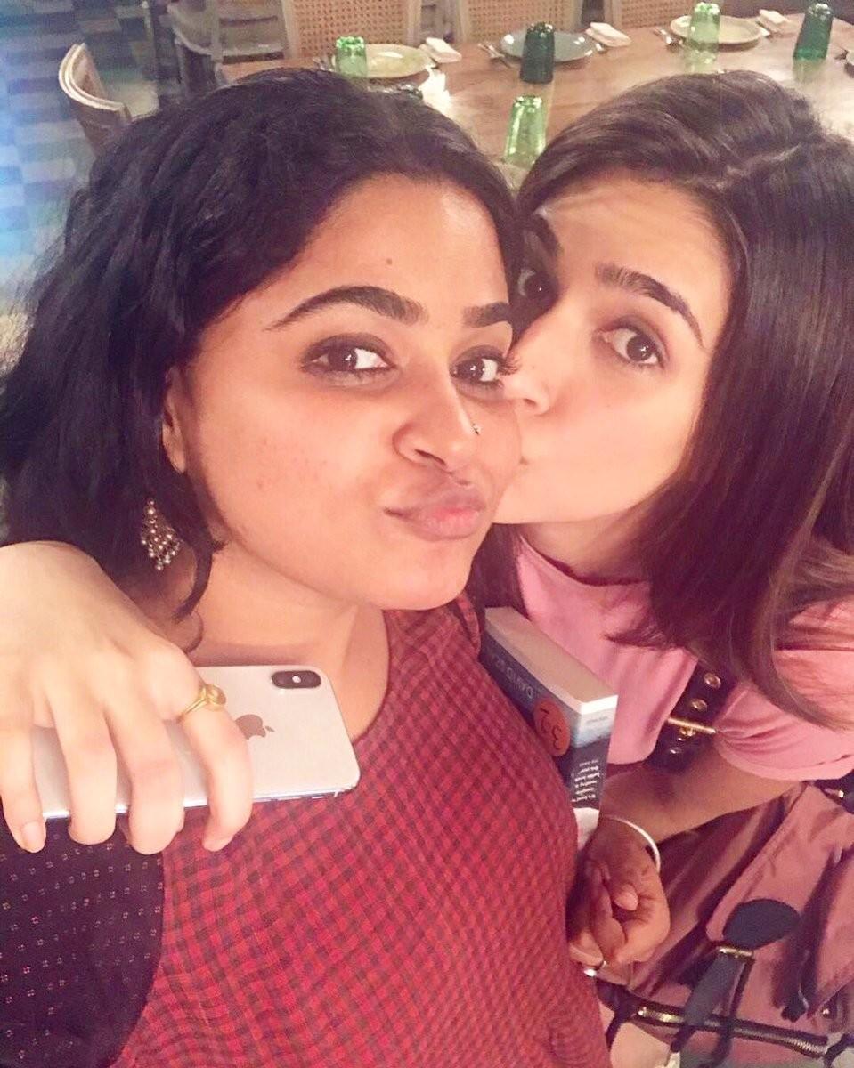 Bareilly Ki Barfi reunion,Bareilly Ki Barfi,Kriti Sanon and Ashwiny Iyer Tiwari,Kriti Sanon,Ashwiny Iyer Tiwari