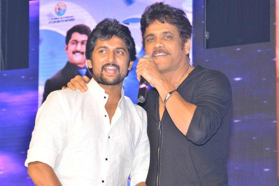 Devadas audio launch,Devadas music launch,Nagarjuna,Nani,Rashmika Mandanna,Samantha,Devadas audio launch pics,Devadas audio launch images,Devadas audio launch stills,Devadas audio launch pictures,Devadas audio launch photos