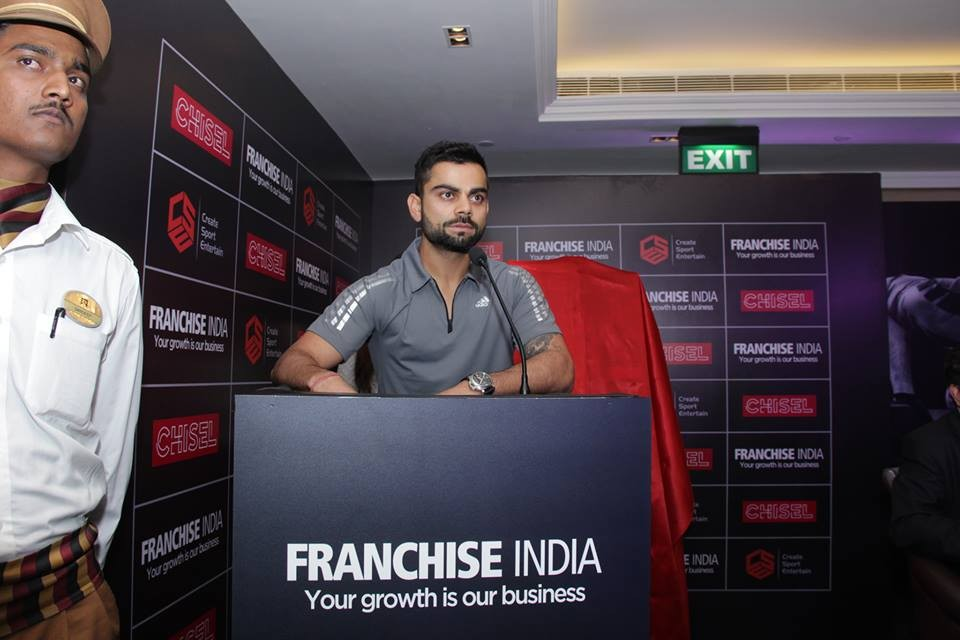 Virat kohli,cricketer,fitness centre,gym,Chisel,photos