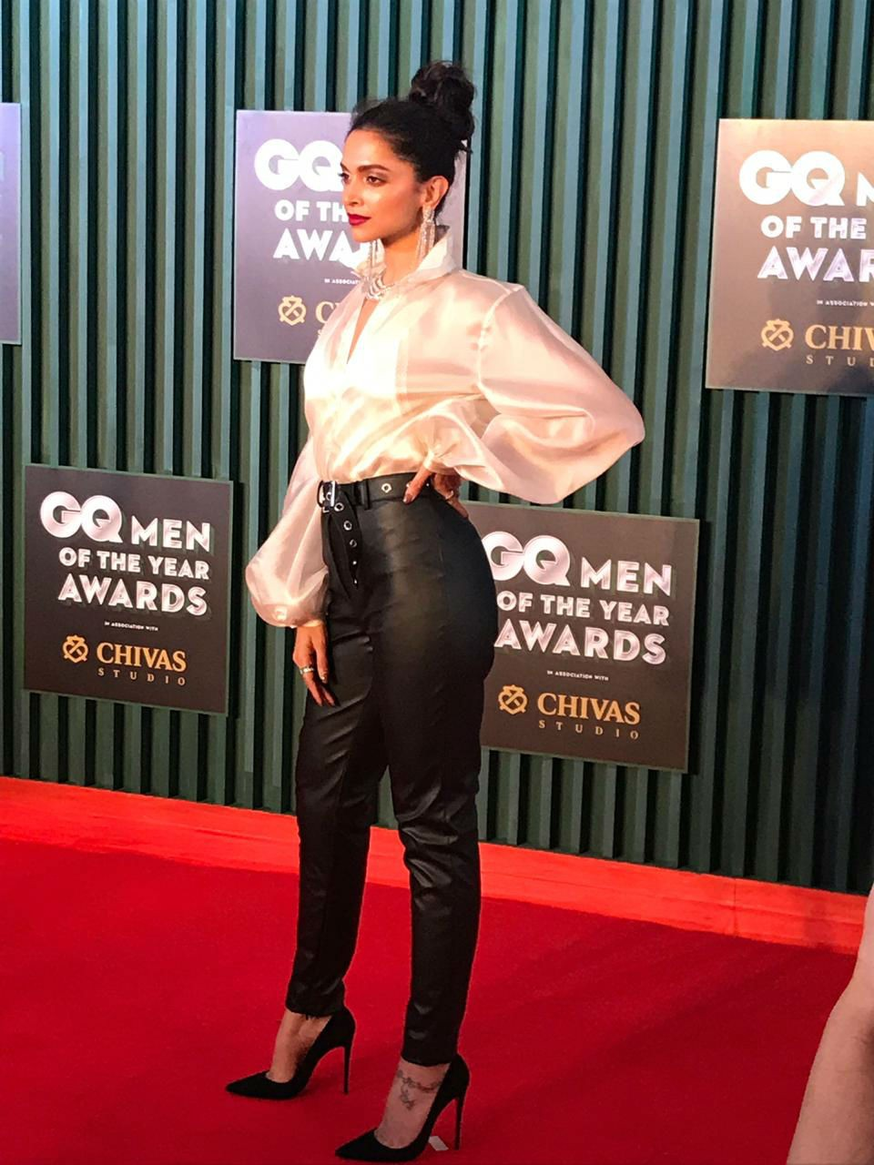 Deepika Padukone,Deepika Padukone at GQ Awards,GQ Awards,celebs at GQ Awards,Padmaavat