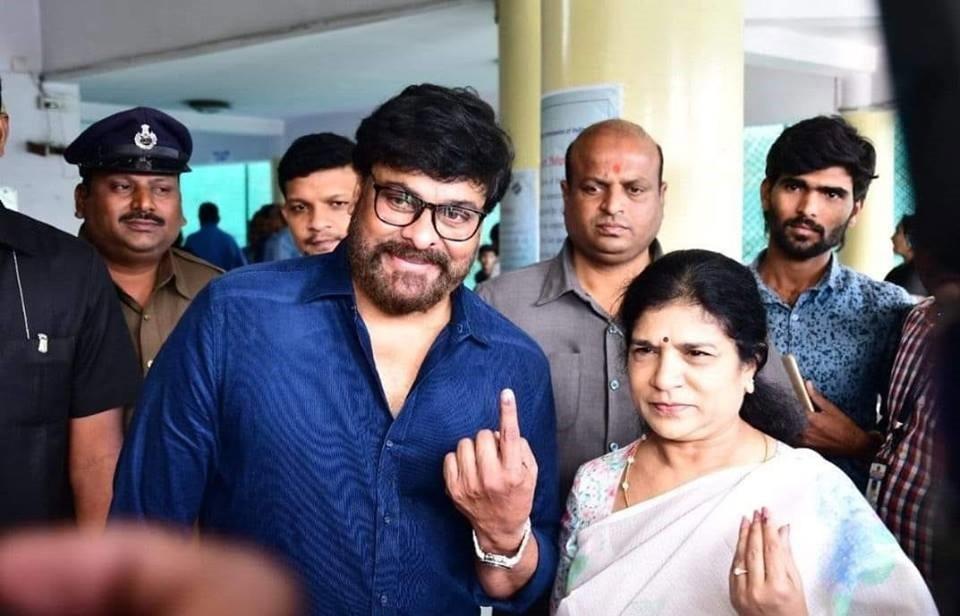 Allu arjun,chiranjeevi,Jr NTR,Mahesh Babu,Nagarjuna,telangana elections 2019,elections,telugu film industry,tollywood
