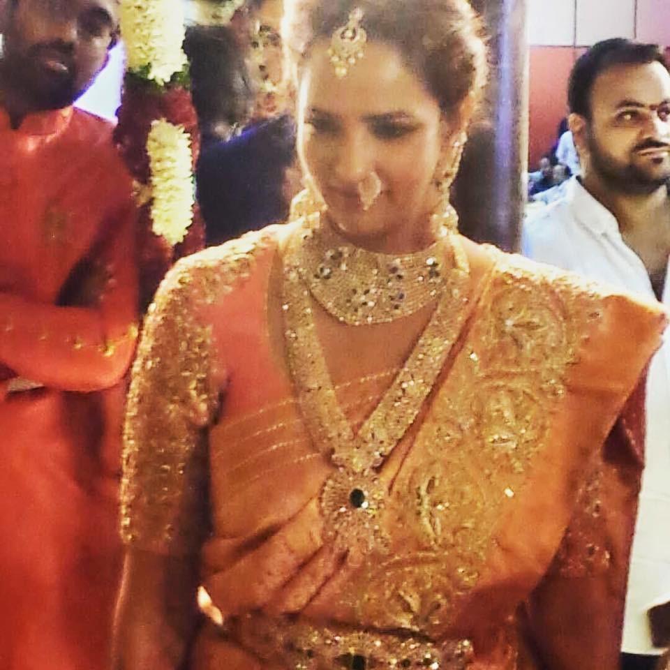 Lakshmi Manchu at Manchu Manoj Wedding,actress Lakshmi Manchu at Manchu Manoj Wedding,Lakshmi Manchu,actress Lakshmi Manchu,Lakshmi Manchu brother Manoj,Lakshmi Manchu pics,Lakshmi Manchu images,Manchu Manoj Wedding,Manchu Manoj Wedding pics,Manchu Manoj