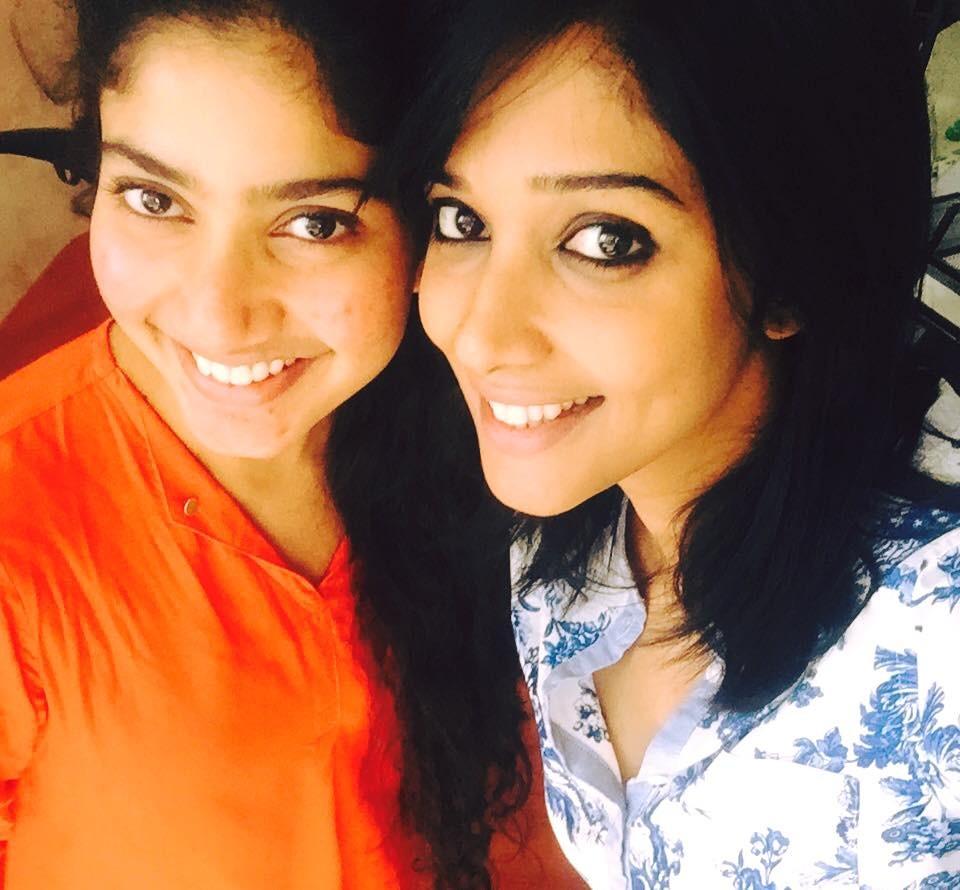Sai pallavi,nyla usha,Sai Pallavi with Nyla Usha,sai pallavi in kerala,Sai Pallavi latest photos,premam,premam actress