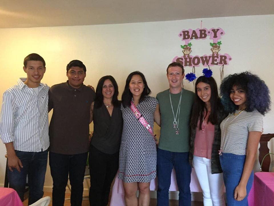 Mark Zuckerberg,Mark Zuckerberg's wife Priscilla Chan,Priscilla Chan,Priscilla Chan Baby Shower Function,Priscilla Chan Baby Shower Event,facebook,Mark Zuckerberg and Priscilla Chan,Mark Zuckerberg wife Priscilla Chan
