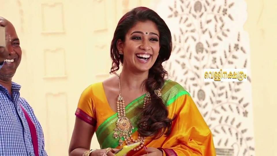 Nayanthara Latest pictures in Saree - Photos,Images ...