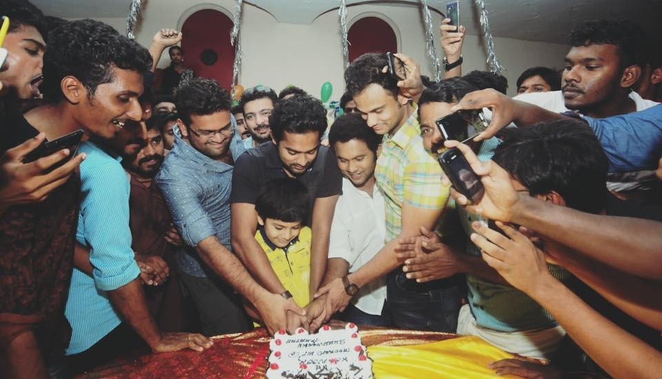 Kohinoor,kohinoor success party,kohinoor crew theatre visit,asif ali,aju varghese