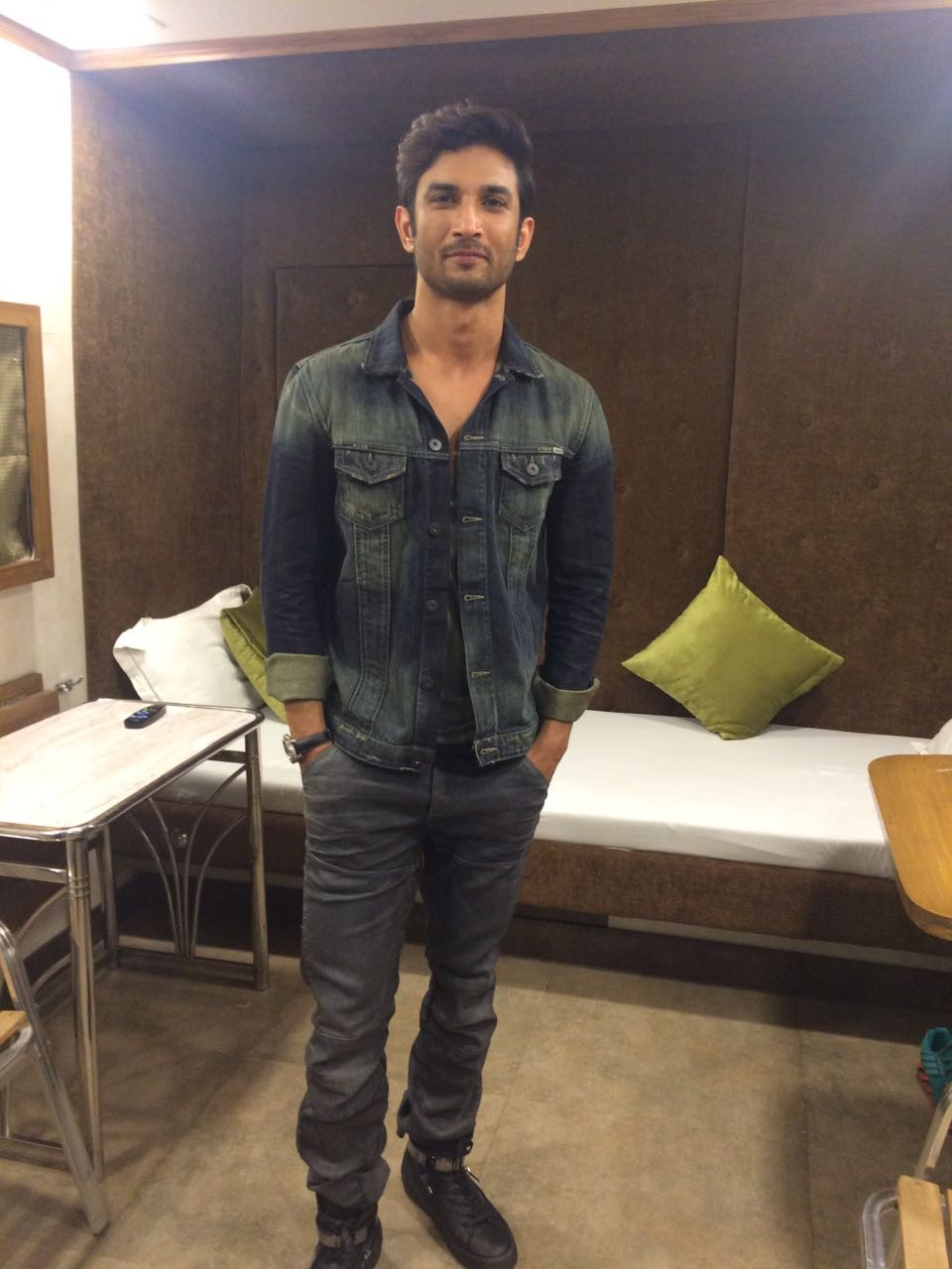 Sushant Singh Rajput,Sushant Singh,Sushant Singh Rajput in G-Star RAW Elwood jeans,Sushant Singh in G-Star RAW Elwood jeans,G-Star RAW Elwood jeans,G-Star RAW Elwood,Sushant Singh Rajput pics,Sushant Singh Rajput images,Sushant Singh Rajput photos,Sushant