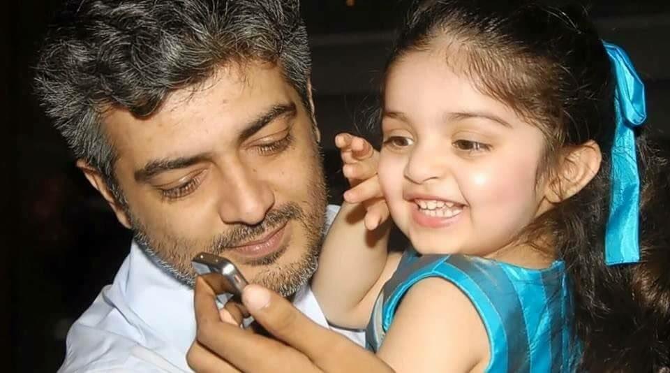 Happy Birthday Anoushka Latest Pictures Of Thala Ajith S