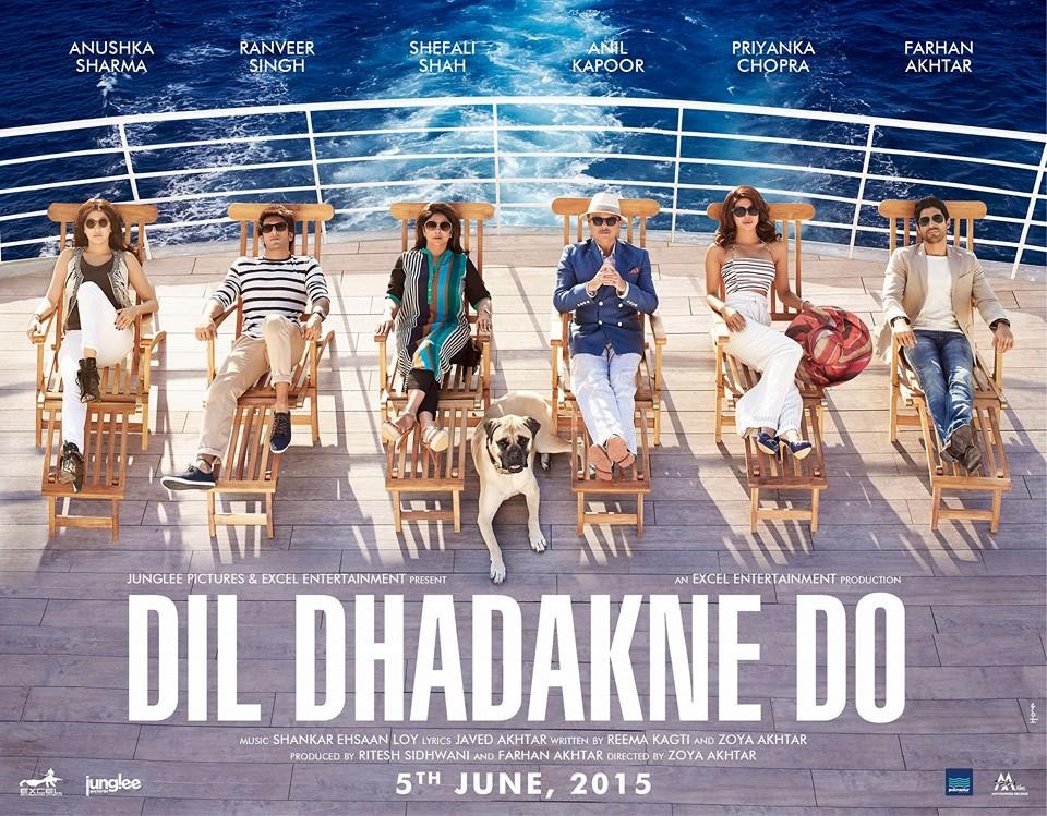 Dil Dhadakne Do,Ranveer Singh,priyanka chopra,anushka sharma,photos