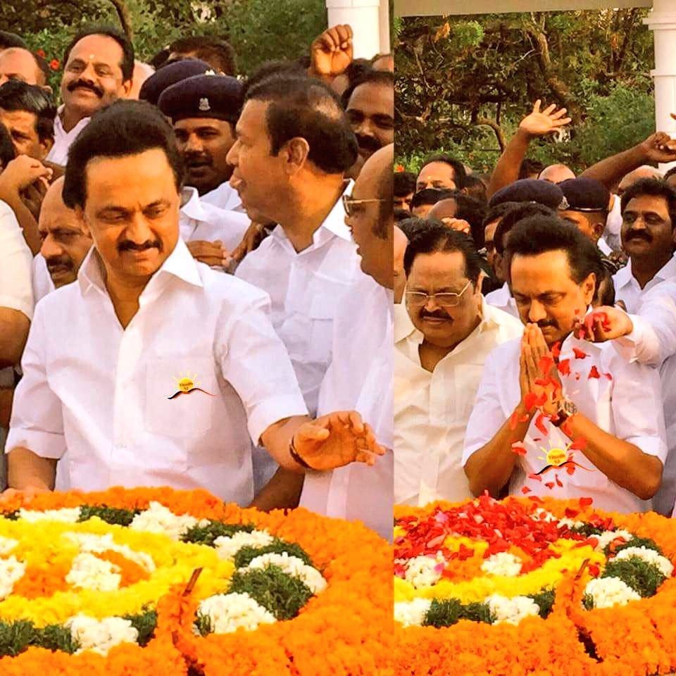 MK Stalin,MK Stalin visits Jayalalithaa Memorial,Stalin visits Jayalalithaa Memorial,MK Stalin visits amma Memorial,Jayalalithaa Memorial,Stalin birthday,Stalin 65th birthday,Stalin 65th birthday celebrations,Stalin 65th birthday celebrations pics,Stalin