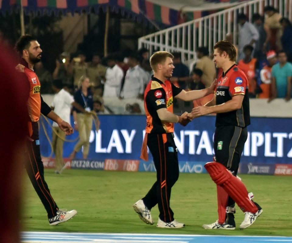 IPL 2017,IPL,Sunrisers Hyderabad beat Royal Challengers Bangalore,Sunrisers Hyderabad,Royal Challengers Bangalore,RCB,Shikhar Dhawan,Yuvraj Singh