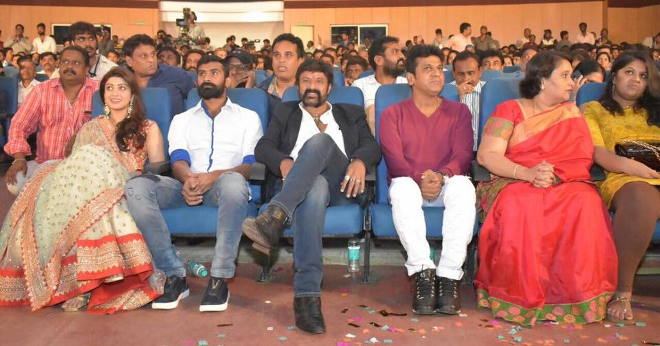 Rragini Dwivedi,Nandamuri Balakrishna,Pranitha Subhash,Jaggesh,Shiva Rajkumar,Puneeth Rajkumar,Loose Mada Yogesh,Mass Leader,Mass Leader audio launch,Mass Leader audio launch pics,Mass Leader audio launch images,Mass Leader audio launch stills,Mass Leader